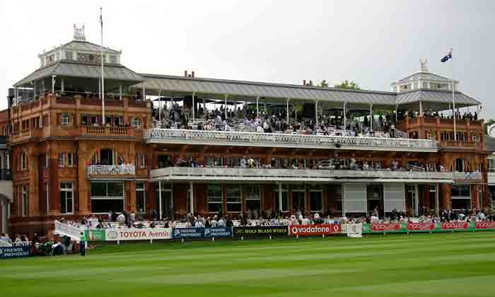 Lords Pavillion, Lords Cricket Ground, London