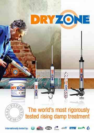 Aplikačný list Dryzone