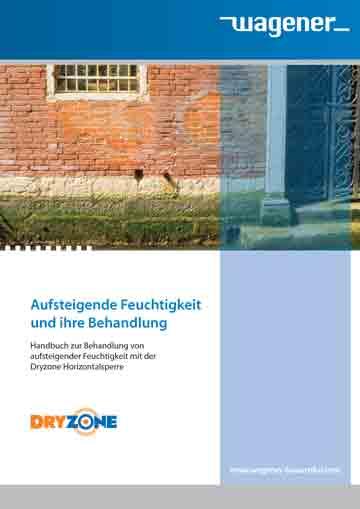 Handbuch - Gezielte Behandlung von aufsteigender Feuchtigkeit