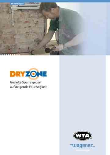 Dryzone Produktdatenblatt