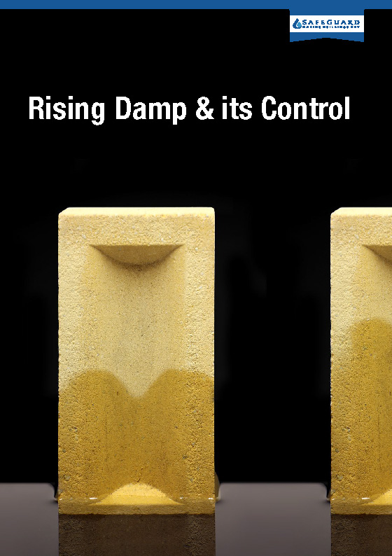 Rising damp and its control